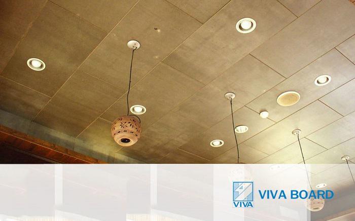 Tấm Cemboard dăm gỗ VIVA BOARD – Viva Industries (Thái Lan)