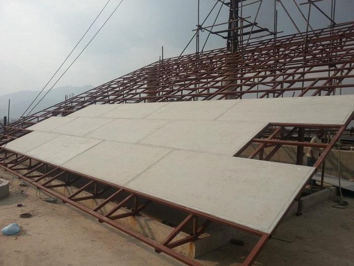 Công ty cổ phần Tất Phú phân phối những loại tấm bê tông chống nóng nào?