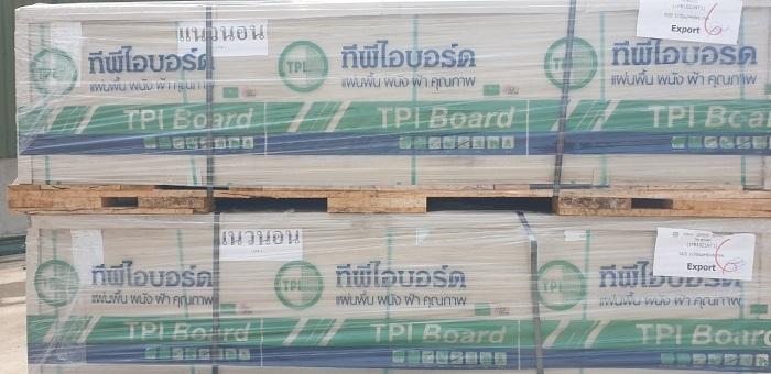 Tấm Cemboard sợi Xenlulo TPI – TPI Polene Power (Thái Lan)