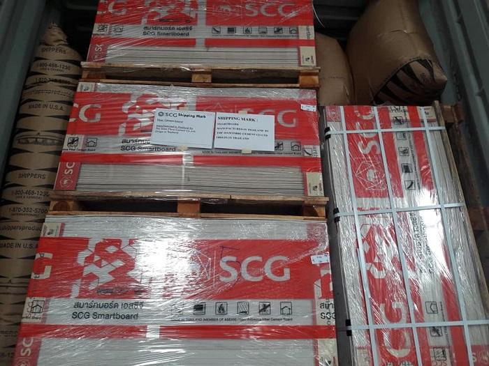 Tấm Cemboard sợi Xenlulo SCG Smart Board – (Thái Lan)