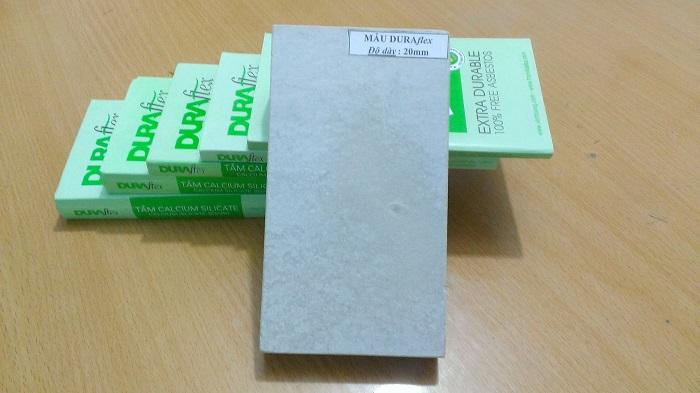 Tấm Cemboard Calcium Silicate DURAFLEX – Saint Gobain (Pháp)
