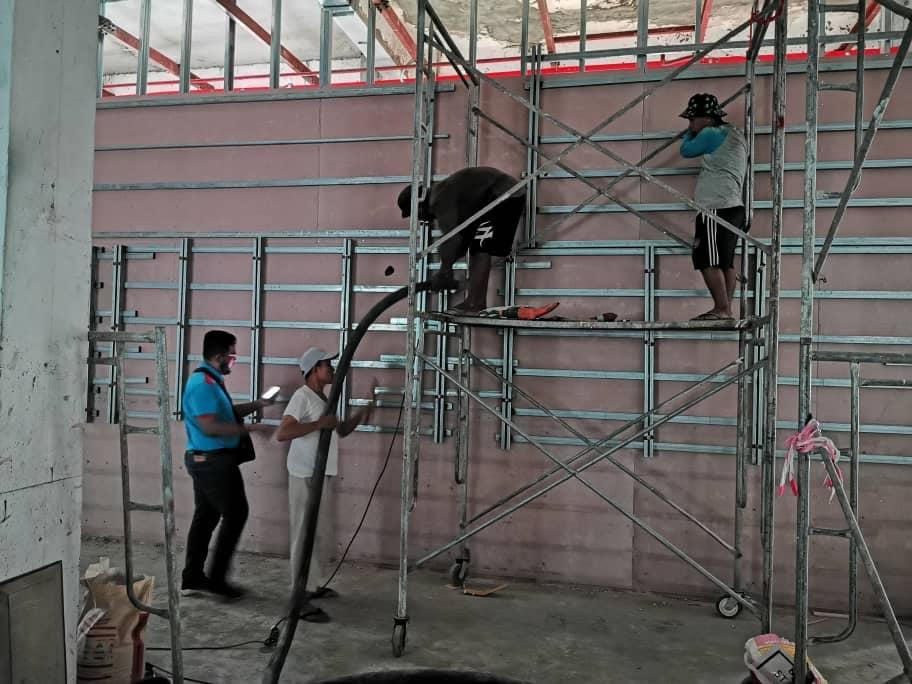 Tấm Cemboard sợi Xenlulo UCO SUPER FLEX – UAC (Malaysia)