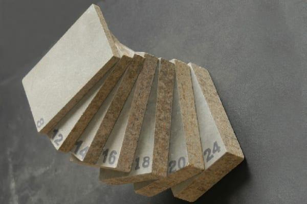 Tấm Dăm gỗ Cement board với nhiều độ dày khác nhauTấm Dăm gỗ Cement board với nhiều độ dày khác nhau