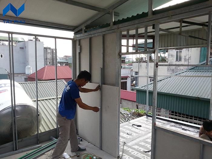 Đơn vị thiết kế và thi công tấm Cemboard chuyên nghiệp trọn gói tại Hà Nội