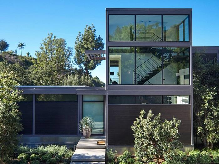 Nhà lắp ghép siêu nhẹ – Light Steel Frame House