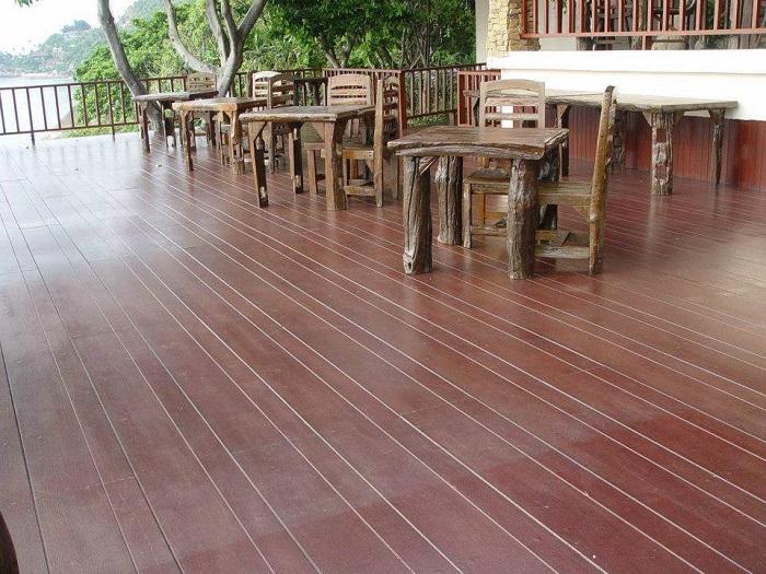 Tổng quan về sàn giả gỗ ngoài trời Smartwood – SCG Thái Lan.