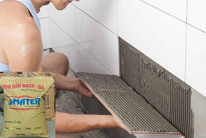 Công ty cổ phần Tất Phú phân phối keo dán gạch