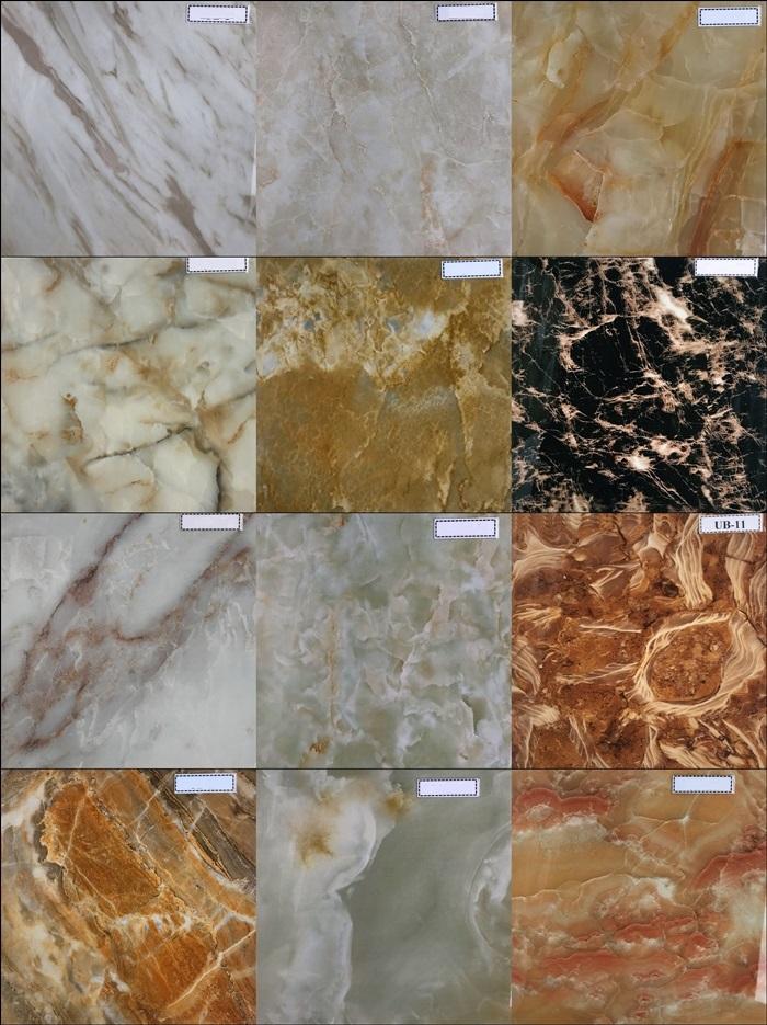 Sàn nhựa Vân gỗ – Vân đá