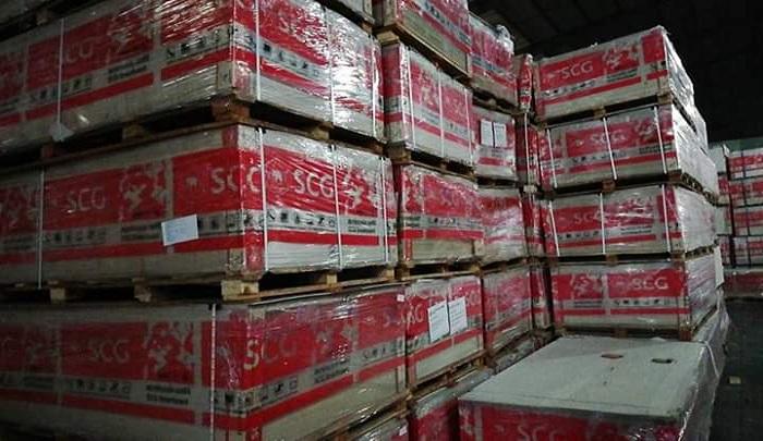 Tấm cemboard thái lan – Vật liệu nhẹ chuyên dụng làm sàn vách ngăn trần giá rẻ