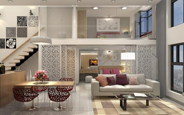 Nâng tầng bằng vật liệu nhẹ giải pháp cho những ngôi nhà chật hẹp
