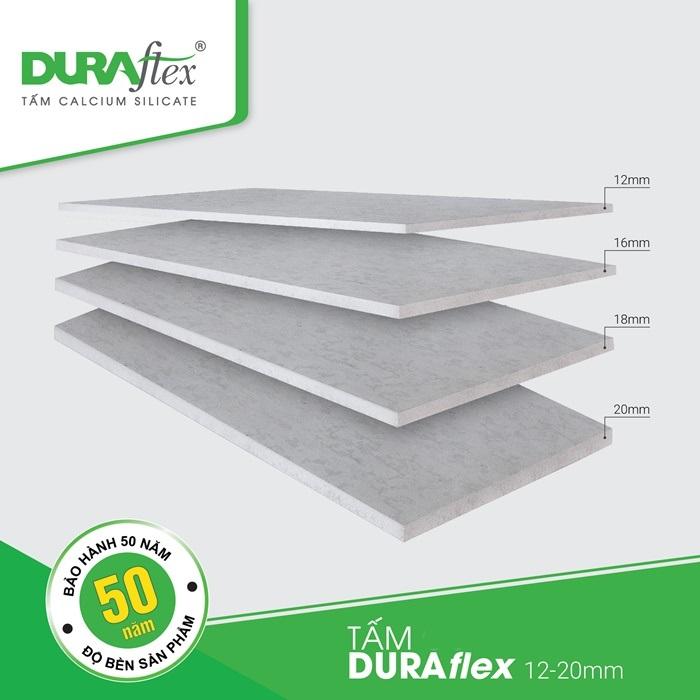 Những yếu tố ảnh hưởng đến báo giá tấm duraflex.