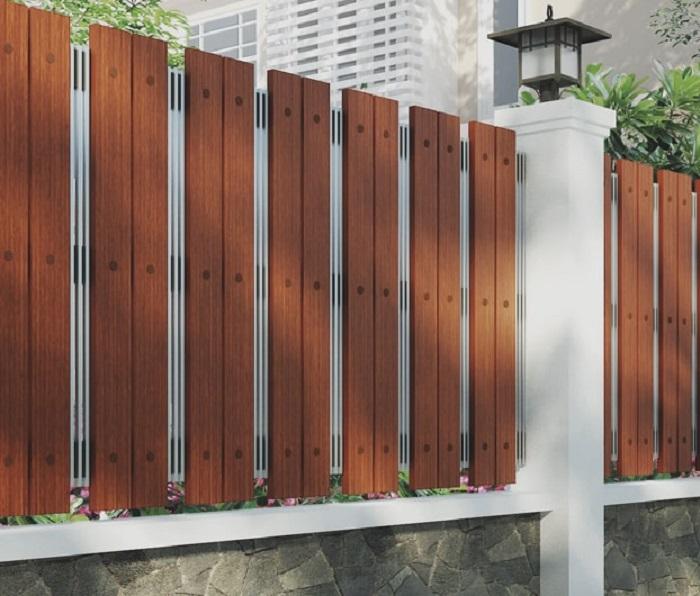 Thanh hàng rào conwood – Bước đột phá trong ngành xây dựng