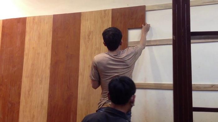 Ốp tường giả gỗ sang trọng và đẳng cấp mọi thời đại