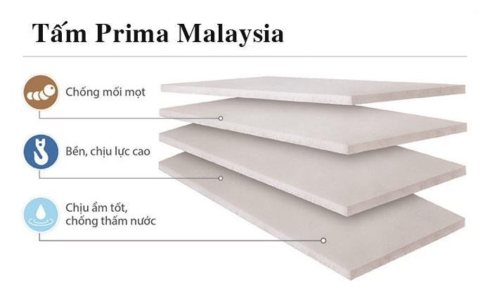 Thành phần cấu tạo – ưu điểm của tấm xi măng prima flex malaysia.