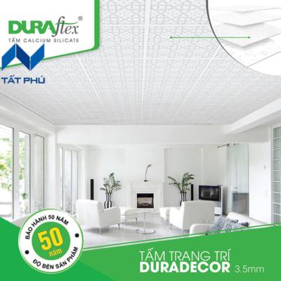 Tấm bê tông nhẹ Duraflex có độ bền cao