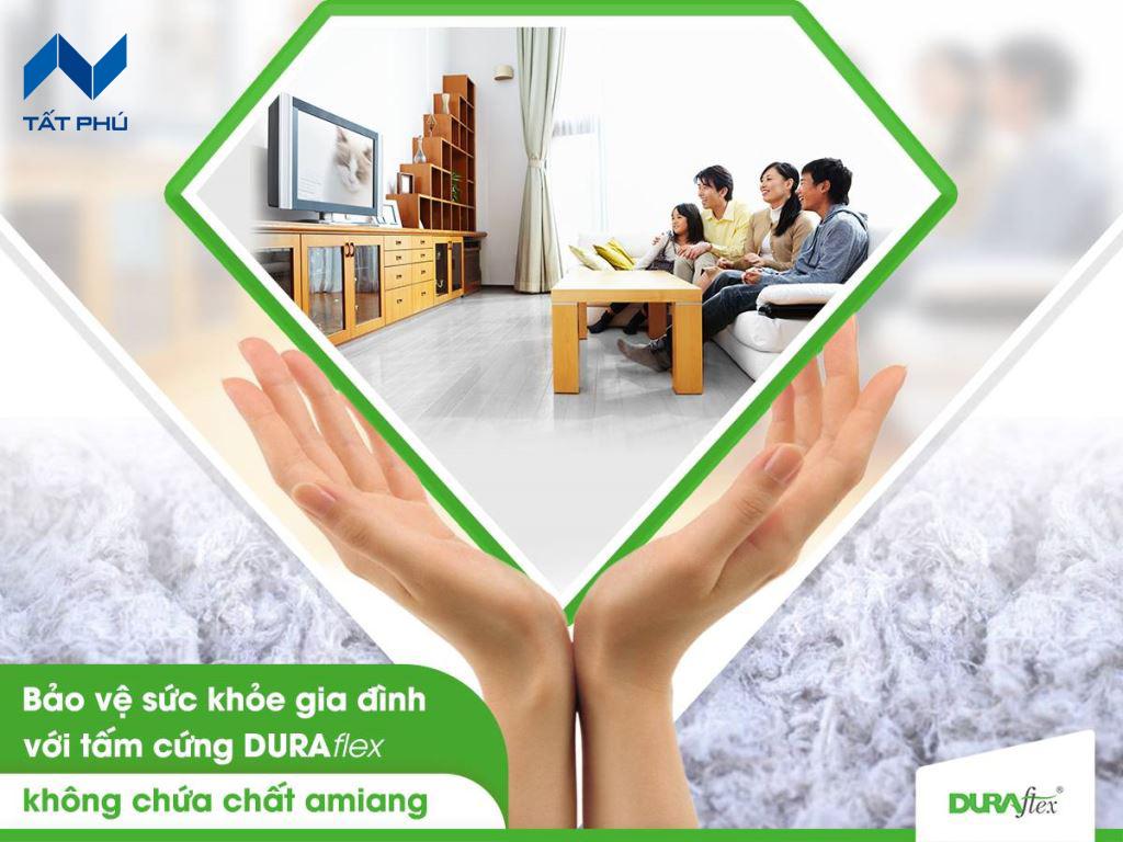 Thi công nâng tầng nhà nhẹ bằng tấm Duraflex giá rẻ