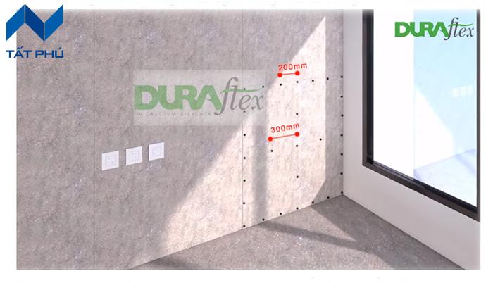 Tấm vách ngăn xi măng Duraflex siêu bền chất lượng cao