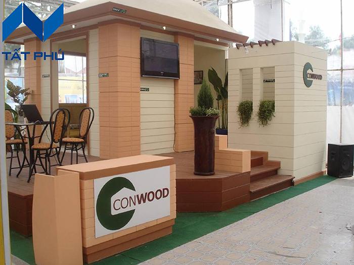 Những điều còn chưa biết về gỗ nhân tạo conwood.