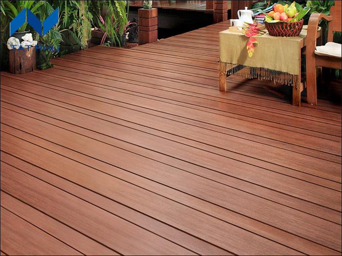 Sàn gỗ conwood chịu nước độ bền cao với thời gian