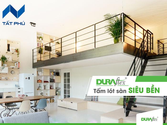 Hướng dẫn thi công sàn nhẹ tấm Duraflex đảm bảo kĩ thuật