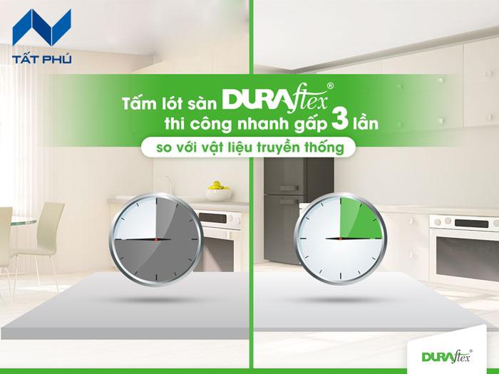 Tấm xi măng nhẹ chịu lực – Tấm Duraflex chính là sự lựa chọn hoàn hảo cho mọi công trình.