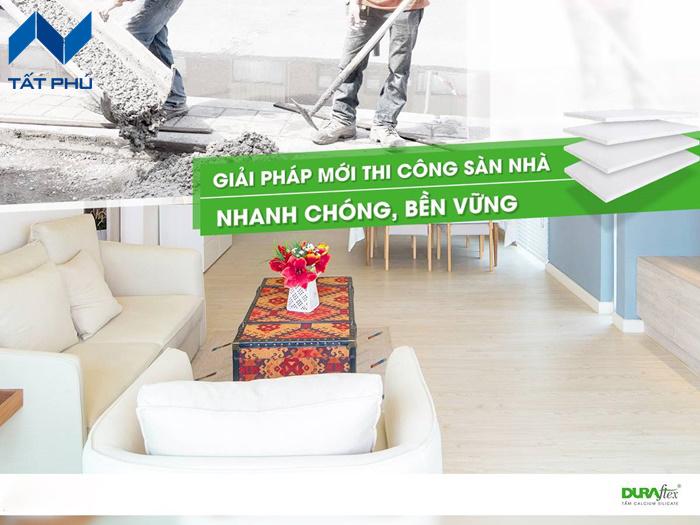 Tấm sàn cemboard có bền và chất lượng ra sao?