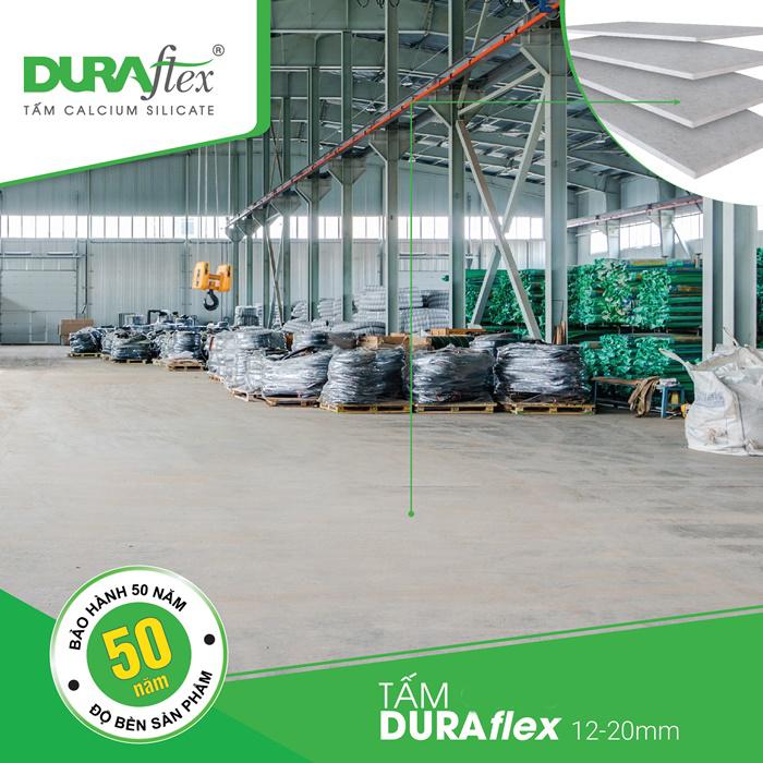 Hướng dẫn phương pháp thi công sàn nhẹ bằng tấm Duraflex đúng kĩ thuật.