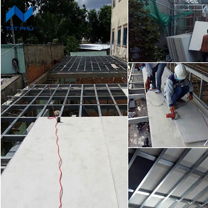 Sử dụng tấm Duraflex để làm sàn nhẹ phù hợp với những kiểu nhà như thế nào.