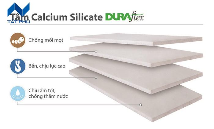 Vật liệu Duraflex có ưu điểm gì nổi bật gì khác biệt so với những vượt liệu truyền thống.