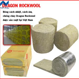Bông khoáng DRAGON ROCKWOOL