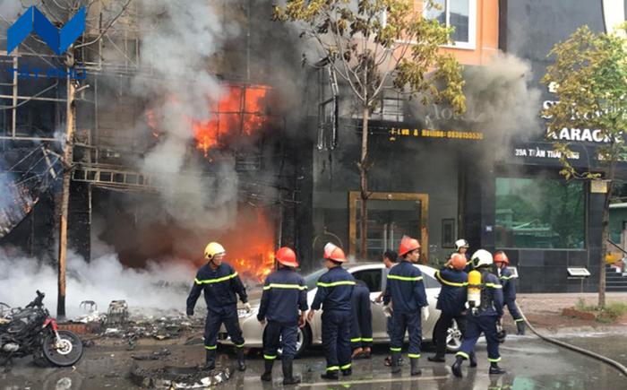 Thi công sàn ngăn cháy đúng kĩ thuật – Cách hạn chế hậu quả các vụ cháy