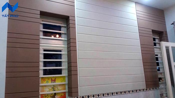 Ốp tường giả gỗ SCG Smartwood mang nét đẹp Châu Âu đến ngôi nhà của bạn