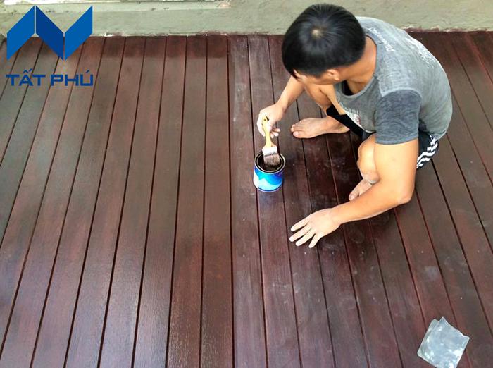 Sàn giả gỗ ngoài trời Smartwood giải pháp tuyệt vời cho sàn ngoại thất