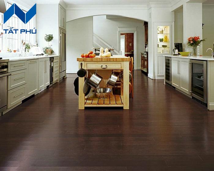 Lựa chọn màu sàn gỗ conwood theo phong cách thiết kế nội thất.