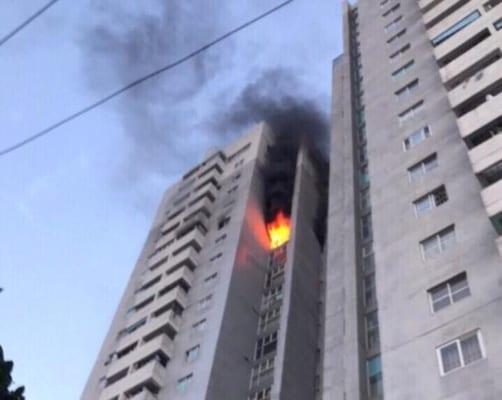Vụ cháy tại tòa nhà CT3 chung cư Bắc Hà, Hà Đông