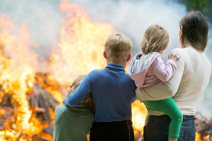 Chống cháy lan cho công trình có quan trọng không.
