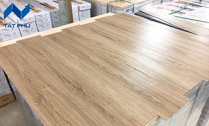 Ứng dụng của sàn gỗ nhựa trong các thiết kế nội/ngoại.