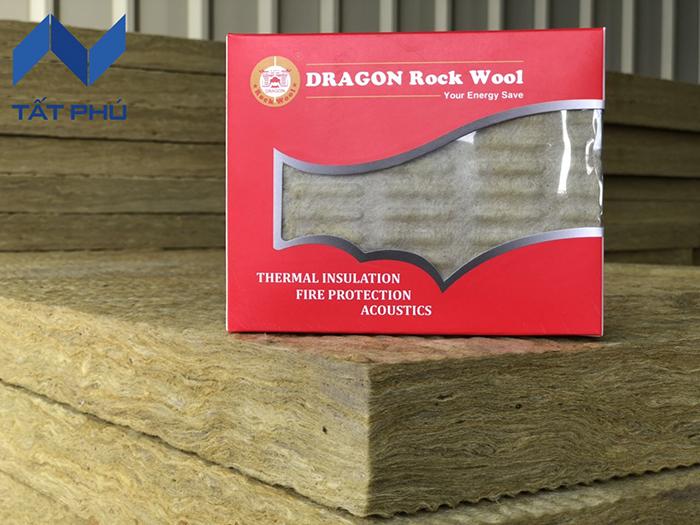 Các dạng chính của bông khoáng Dragon Rockwool