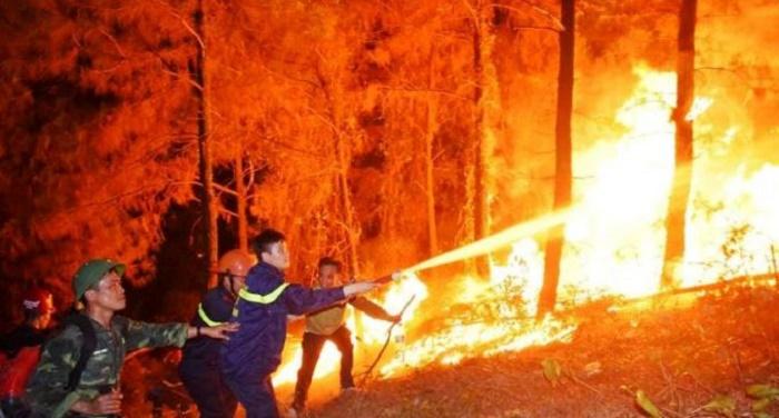 Tìm hiểu cháy lan là gì? Các biện pháp phòng chống cháy lan