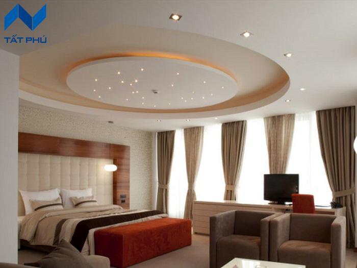 Giới thiệu các vật liệu phổ biến làm giải pháp cách âm phòng ngủ.