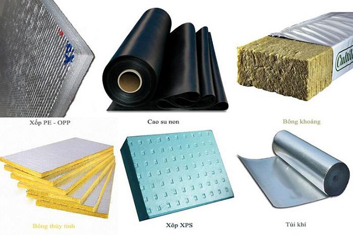 Vật liệu cách nhiệt, chống nóng là gì?