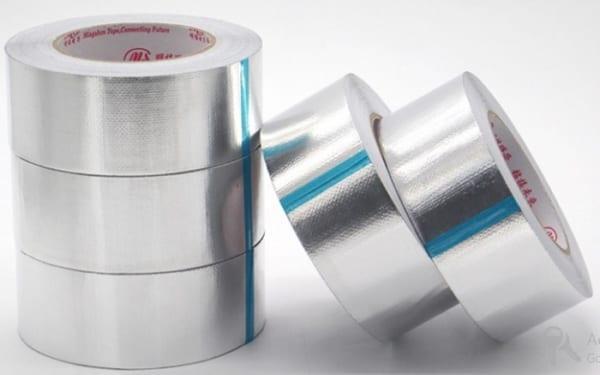 Băng dính bạc đa dạng kích thước