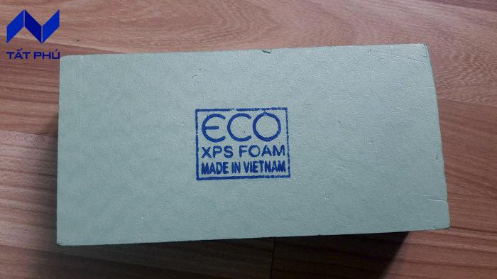 Cách nhận biết xốp Eco XPS Foam chính hãng