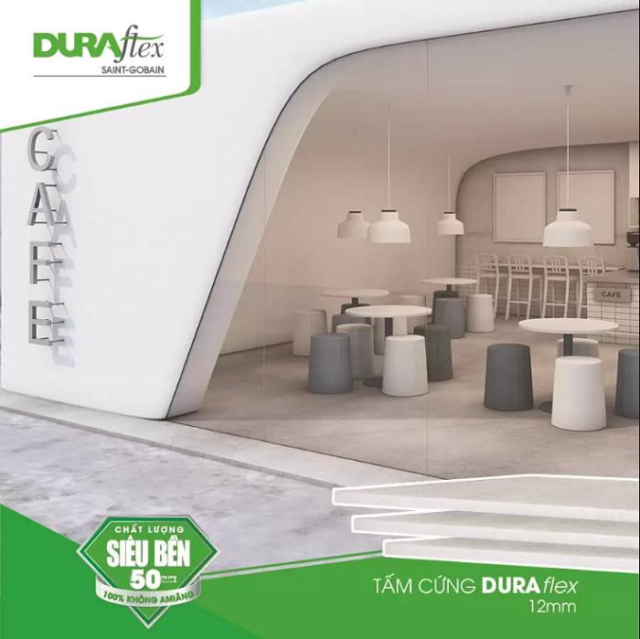 Giới thiệu Tấm Dura2x làm vách/tường 6mm-10mm.