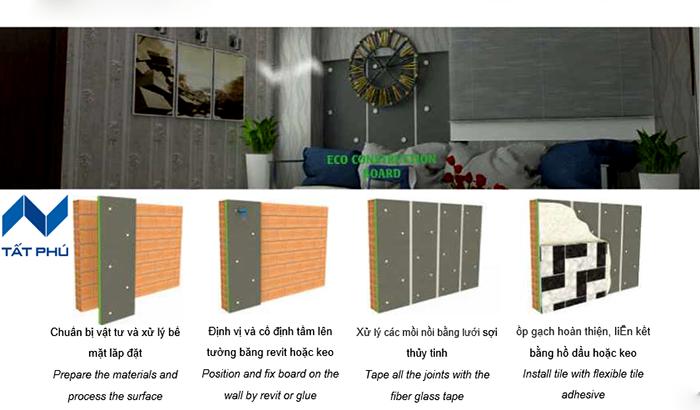 Xốp Eco Construction giải pháp chống nóng đập tan cái nóng mùa hè