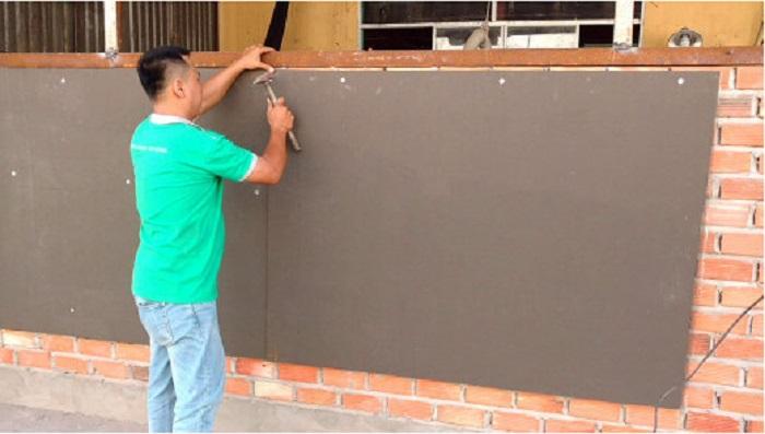 Tấm xốp ECO CONSTRUCTION BOARD cách nhiệt, chống nóng Trần – Tường