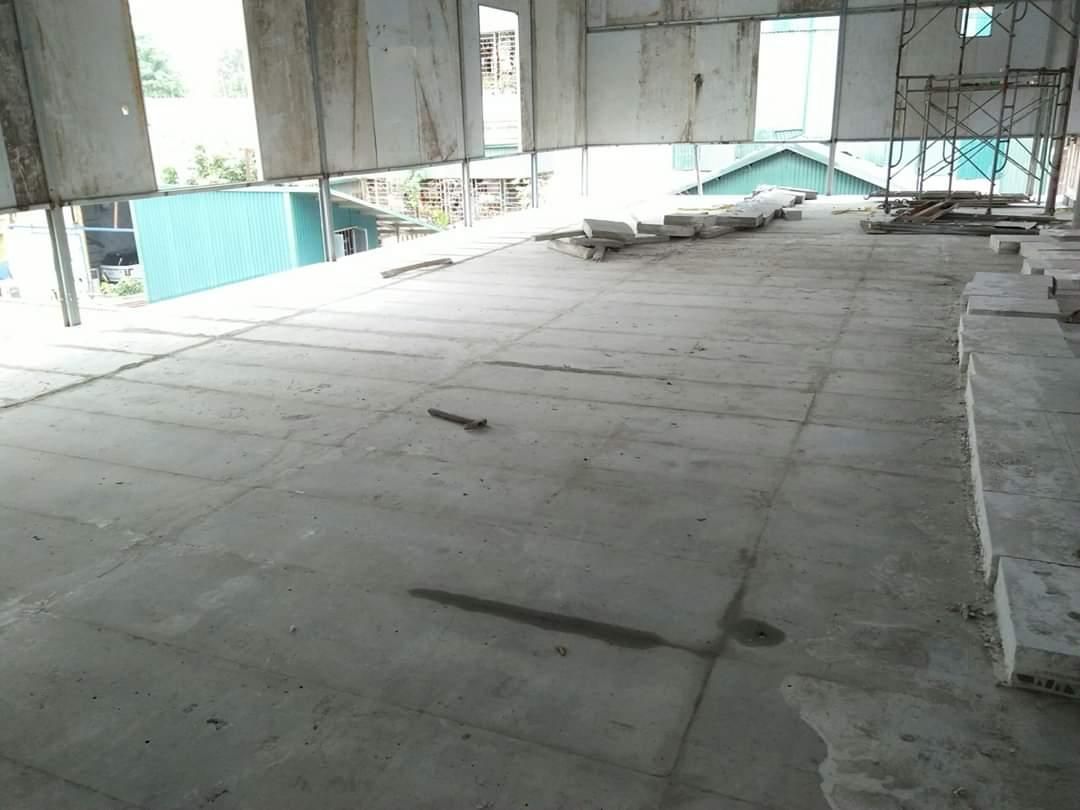 Đánh giá ưu điểm tấm sàn bê tông nhẹ EPS trong thực tế