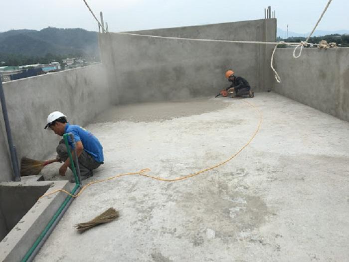 Đi tìm giải pháp chống nóng sàn mái bê tông