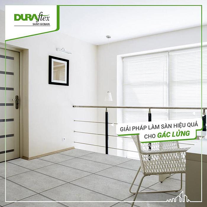 Sàn nâng bằng tấm Duraflex 2X – Giải pháp cơi nới không gian đầy hiệu quả