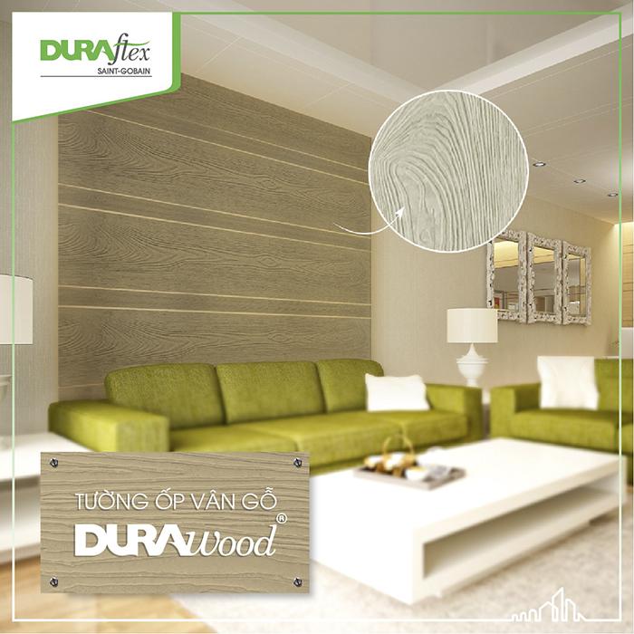 Chiêm ngưỡng những hình ảnh về tấm Durawood.